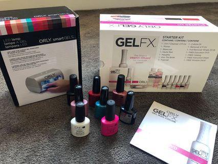 Professional Gel/Shellac kit