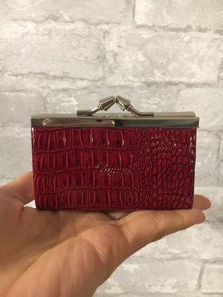 Lipstick coin purse