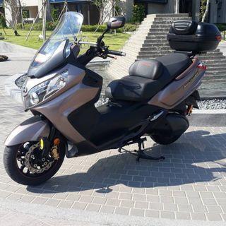 SYM MAXSYM 600 ABS