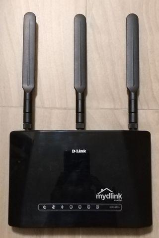 D LINK DIR-619L D-LINK 無線寬頻 路由器 router WIFI 順豐站 取件 要運費 (非小米,小蟻, buffalo,td-link )