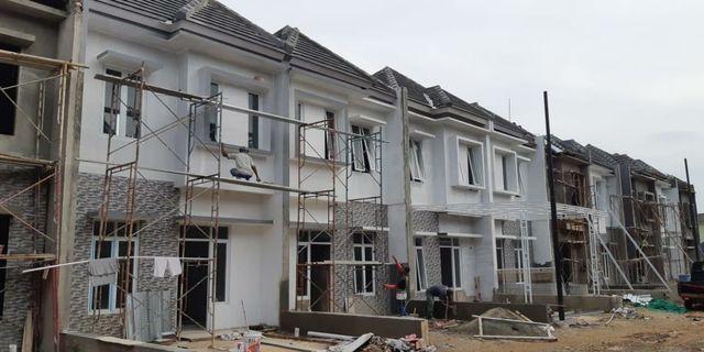 Rumah 2 lantai paling murah di Pemda cibinong
