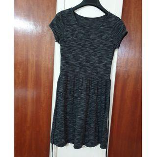 Grey Casual Dress #EndgameYourExcess