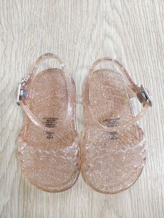 9a969199b887 Old Navy Jelly Sandals 3-6 months 10cm