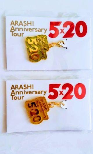 Arashi 5x20 charms Version 1