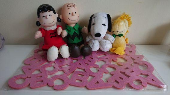 Snoopy Charlie Brown Soft Toys