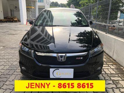 Honda stream RSZ with sunroof For Rent Lease To Own Grab Rental Gojek Or Personal Use Low price and Cheap