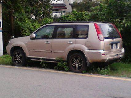 Nissan Xtrail 2.0L 4WD, 2005