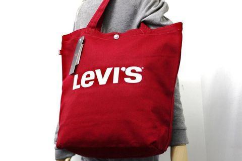 Levi's Tote Red Bag Brand New 紅色環保袋