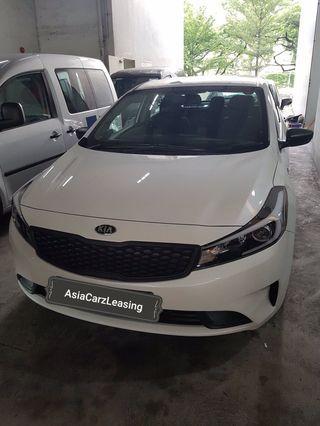 Cheap Car Rent Kia Forte K3