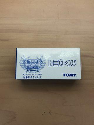 Tomica Nissan Skyline 2000 Turbo 30th Anniversary