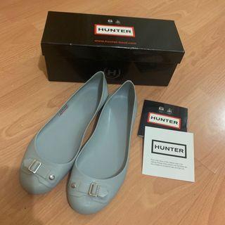 Hunter Abberley Ballet  Flats Shoes Rain UK 5 EU 38 鞋