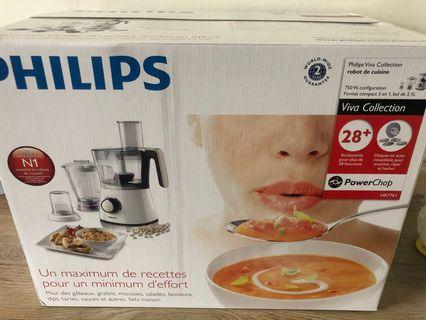 BNIB Philip food processor