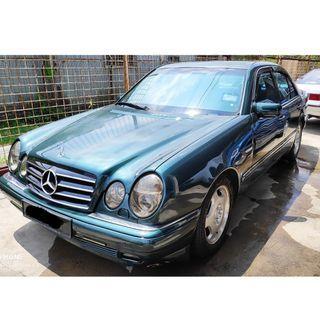 1999 Mercedes Benz E240 V6 AVANTGARDE (A)