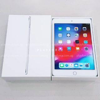 iPad Mini 4 128GB Cellular Silver