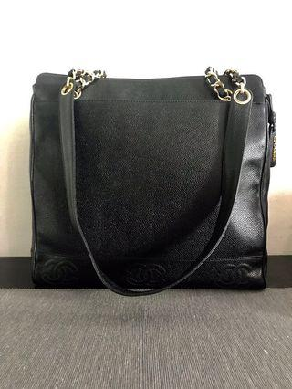 🚚 Chanel Vintage Tote Bag