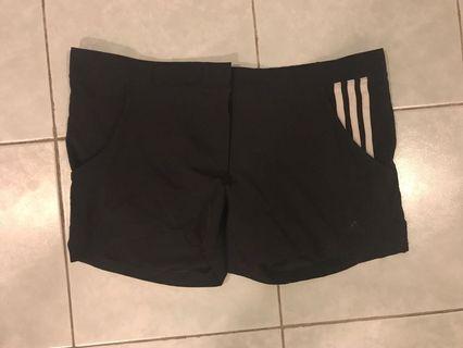 Adidas Navy Sports Shorts #APR75