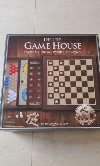 Board game 10 in 1