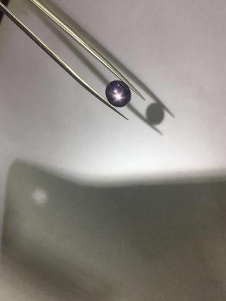 4.3 Natural Mogok Star Sapphire