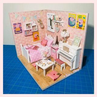 DIY小屋 - Peppa Pig 房