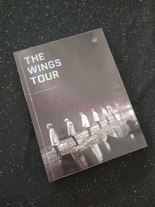 BTS THE WINGS TOUR IN SEOUL - PHOTOBOOK