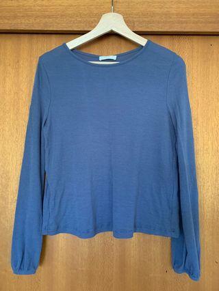 Blue Kookai Top