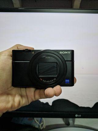 Sony RX100 mark vi mark 6