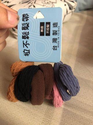 🚚 拉不鬆髮帶10條(台灣製造)