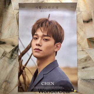 CHEN Official Poster