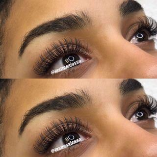 Promo Classic Lash Extensions by a Certified Lash Technician
