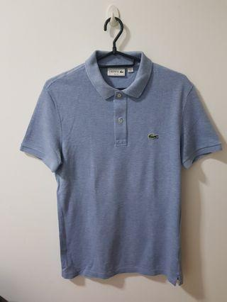 Authentic Lacoste Slim Fit Size Small