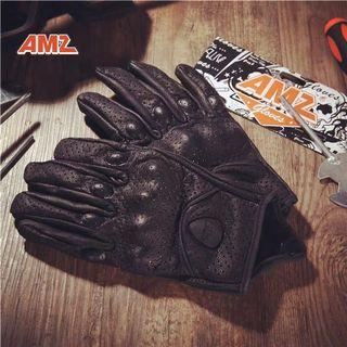 Leather Gloves Amz (cowhide) preorder