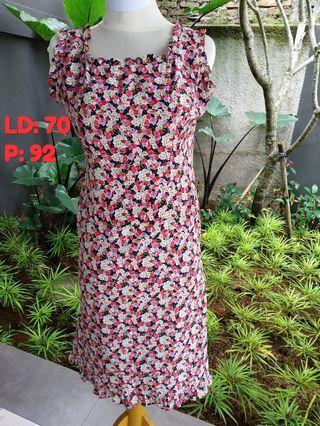 Flower Dress vintage