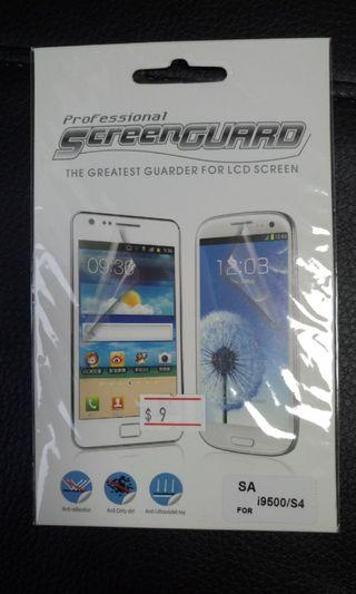 Samsung S4 螢幕保護貼