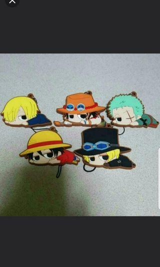 Rubber Strap - One Piece