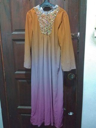 Dress Jubah Cantik #GayaRaya
