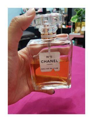 Chanel no.5 parfume