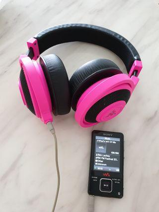 🚚 Razer Headset