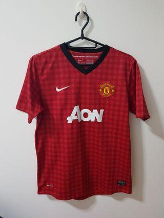 Manchester United Season 2012/13 Kit