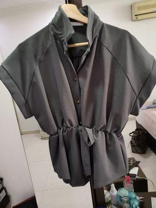 Grey tops