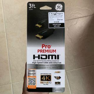 [INSTOCK] Pro Series HDMI HIGH SPEED Cable