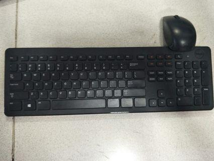 5bc1980ae4f wireless keyboard dell | Computer Parts & Accessories | Carousell ...