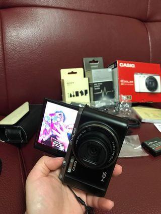 🚚 CASIO ZR1200相機📷