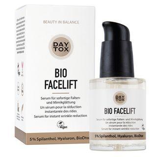 德國好評品牌 - DAYTOX BIO FACELIFT Serum for instant wrinkle and mimic smoothing 平滑皺紋精華(預售)