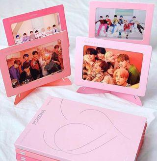 AURORA PHOTO FRAME from BTS persona map of the soul album