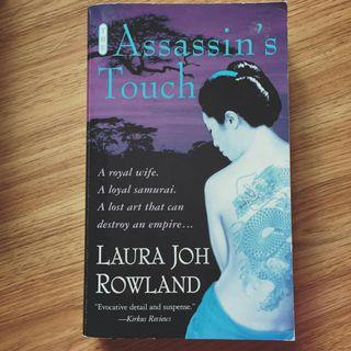 Assassin's Touch Laura Joh Rowland