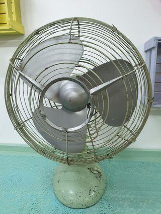 Vintage KDK 1960s Rotating Fan