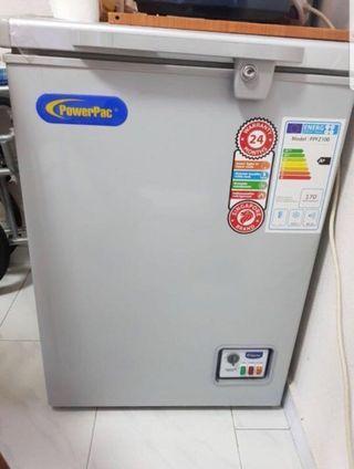 Ice cream freezer for rent/sale