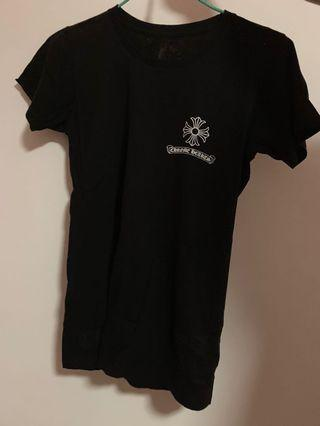 🚚 Authentic Chrome Hearts Tee (Womans)
