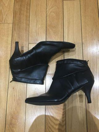 George Size 10 Leather Heels
