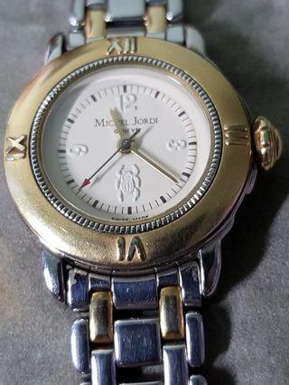 🚚 Authentic Michel Jordi Ladies Watch